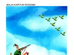 Marko Ivic, Croatia, 2019, Balai Kartun Rossem, International Cartoon Exhibition, Malaysia