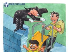 refugess, the wall, kartun lucu, abdul arif