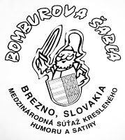 25th International cartoon humour and satire competition, Bombura sword 2020, Slovakia | 30 April 2020