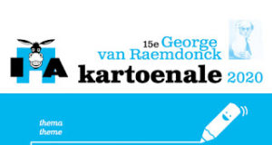 14th International George van Raemdonck Cartoon Contest of Boechout 2020, Belgium | Deadline 31st of May 2020