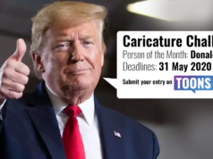 Donald Trump Caricature Challenge | Deadline 31 May 2020
