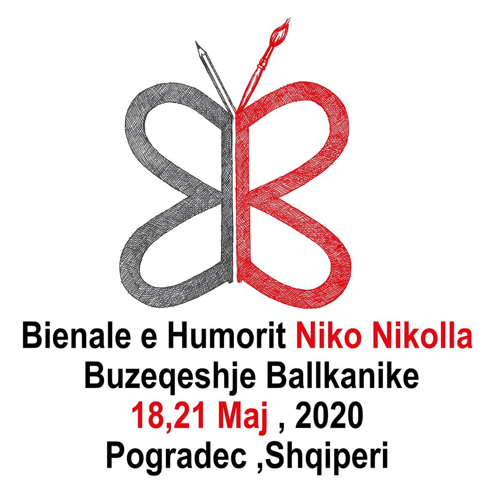 The First Niko Nikolla Cartoon Biennale, Albania | Deadline April 20,2020