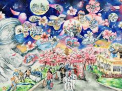 The Winners of The Anti-Coronavirus International Cartoon Competition (UYACC), China for Youth Group
