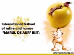 "International festival of satire and humor ""Marul de Aur"" Bistrita""- Romania 