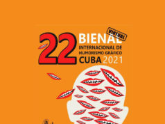 XXII International Biennial of Graphic Humor, Cuba, 2021 | Deadline March 10, 2021