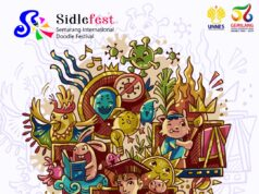 Semarang International Doodle Festival #1 2021
